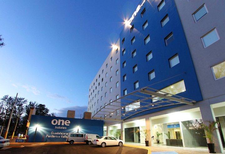 波尼恩特万瓜达拉哈拉佩里费利科酒店(One Guadalajara Periférico Poniente)