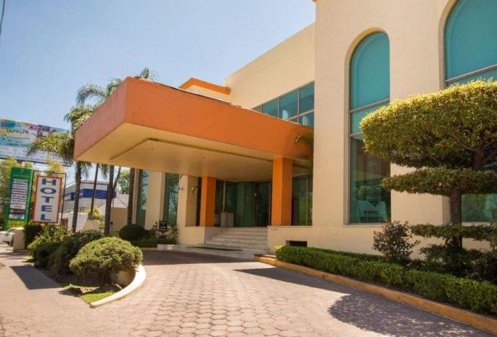 阿尔布尔达斯画廊酒店(Arboledas Galerías)