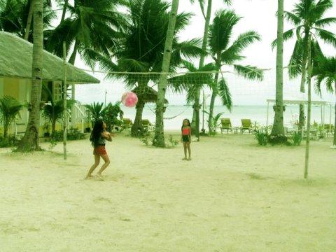 白色海滩别墅酒店(White Beach Bungalows)