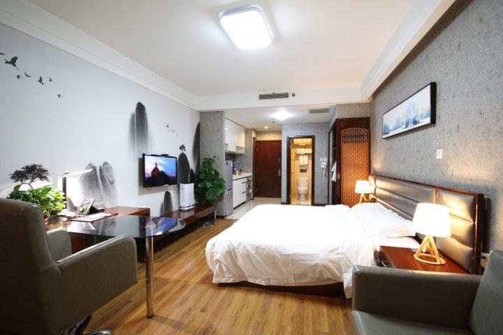 逸轩假日精品酒店式公寓(天津海洋馆浙商店)