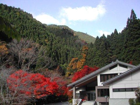 库拉马温泉酒店(Kurama Onsen)