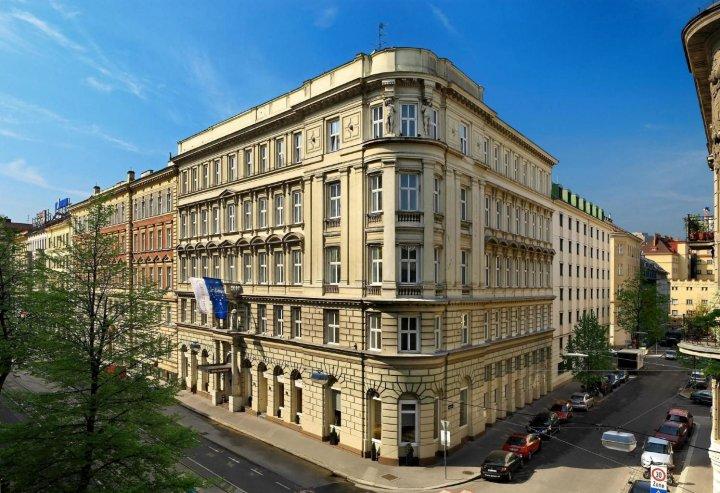 贝尔维尤酒店(Hotel Bellevue Wien)