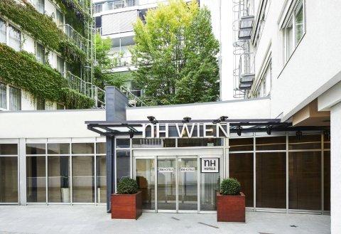 NH维也纳城市酒店(NH Wien City)
