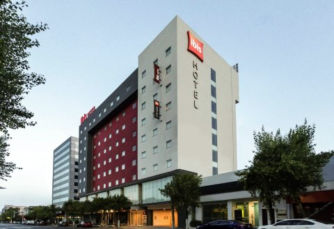 墨西哥特拉尔内潘特拉宜必思酒店(Ibis Mexico Tlalnepantla)