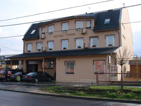 泰门酒店(Hotel Timon)