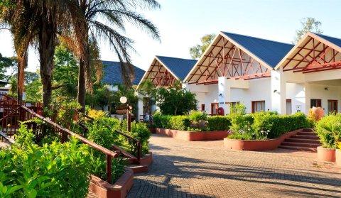 祖鲁尼亚拉乡村庄园酒店(Zulu Nyala Country Manor)