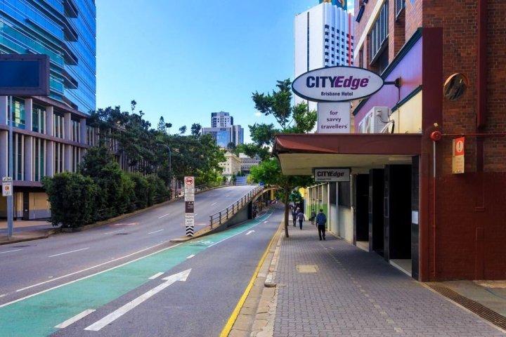 布里斯班城市边缘酒店(City Edge Brisbane Hotel)