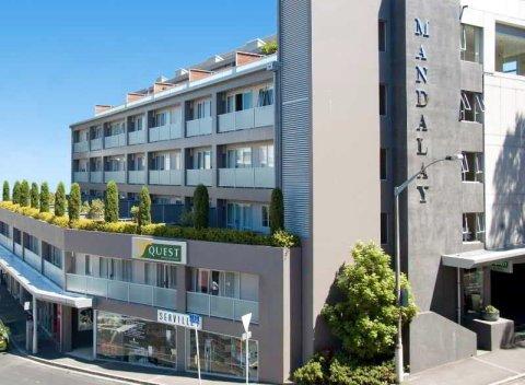 奥克兰奎斯特新市场服务式公寓(Quest Newmarket Serviced Apartments Auckland)