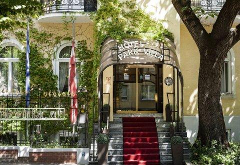 维也纳公园别墅酒店(Hotel Park Villa Vienna)