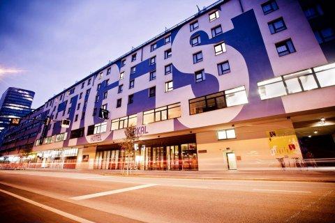维也纳中央火车站时代酒店(Hotel Zeitgeist Vienna Hauptbahnhof)