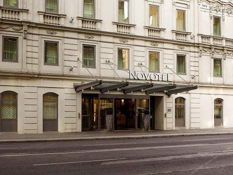 维也纳诺富特酒店(Novotel Wien City)