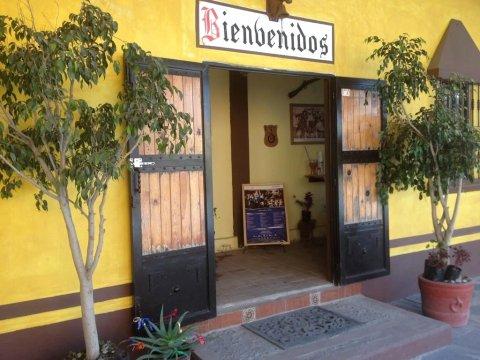 Hotel Histórico Posada Los Ángeles