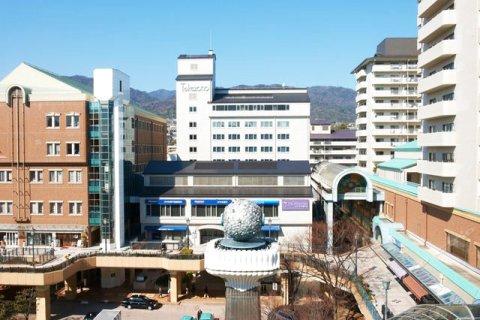 竹園芦屋旅馆(Hotel Takezono Ashiya)