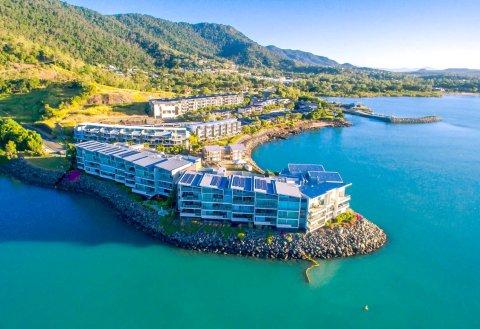 艾尔利滩半岛酒店(Peninsula Airlie Beach)