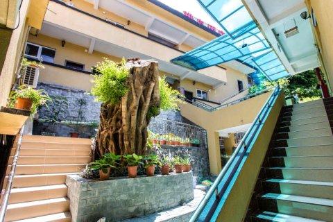 珠海桂山岛港岛酒店