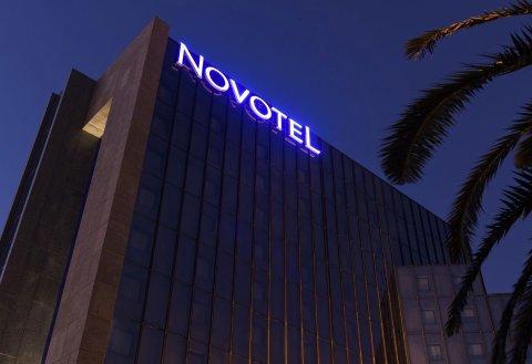 诺富特尼斯阿里纳斯阿罗伯特酒店(Novotel Nice Arenas Aeroport)