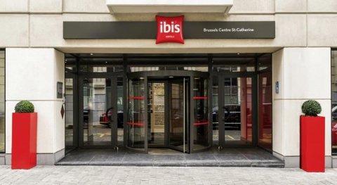 布鲁塞尔市中心宜必思酒店(Ibis Brussels City Centre)