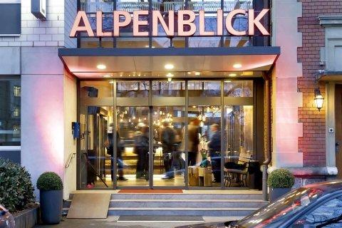 奥攀布莱克酒店(Hotel Alpenblick)