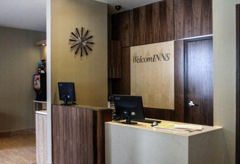 渥太华迎宾酒店(Welcominns Hotel Ottawa)