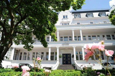 Villa Viktoria Hotel