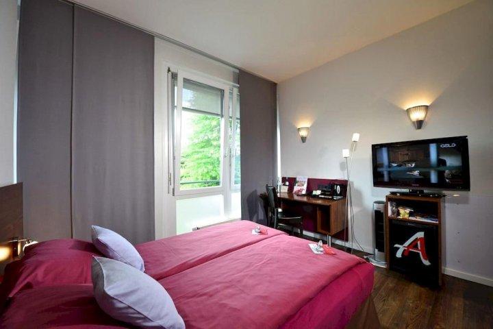 杜塞尔多夫奥泽酒店 - 索拉特酒店合作伙伴(Auszeit Hotel Düsseldorf - Das Frühstückshotel - Partner of Sorat Hotels)