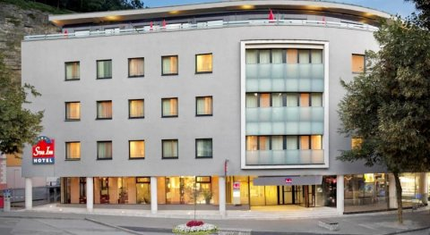 萨尔茨堡中心星辰酒店(Star Inn Hotel Salzburg Zentrum)