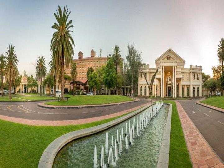 哈博罗内大棕榈皮尔蒙沃蒙特酒店(Peermont Walmont at The Grand Palm, Gaborone)