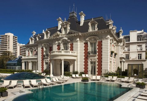 布宜诺斯艾利斯四季酒店(Four Seasons Hotel Buenos Aires)