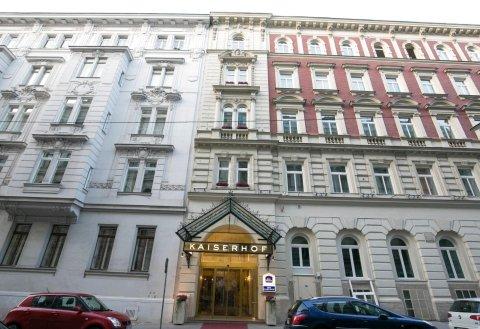 凯瑟霍夫温酒店(Hotel Kaiserhof Wien)