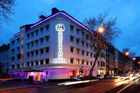 杜塞尔多夫怡东诺富姆酒店(Novum Hotel Excelsior Düsseldorf)