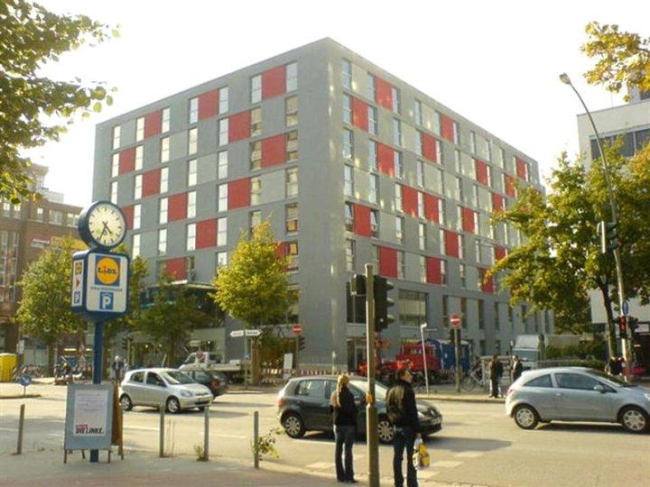 汉堡阿克泰尔鲁宾酒店(Arcotel Rubin Hamburg)