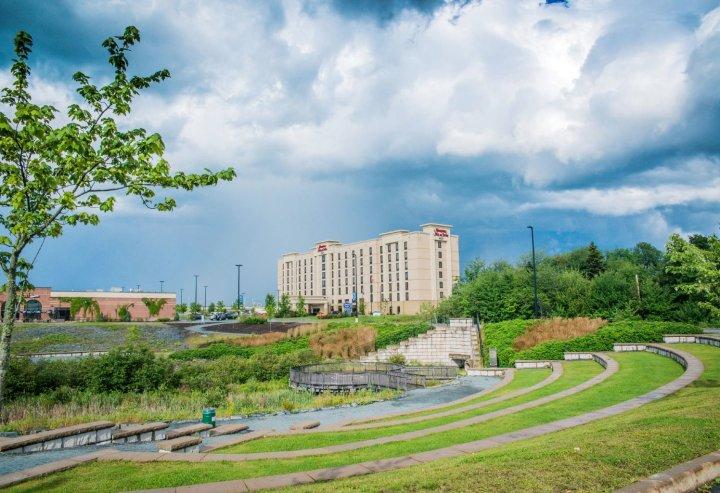 哈利法克斯顿达特茅斯希尔顿欢朋套房酒店(Hampton Inn & Suites by Hilton Dartmouth - Halifax)