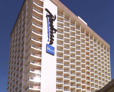 马哈里萝卜蓝的黎波里酒店(Al Mahary Radisson Blu Tripoli)