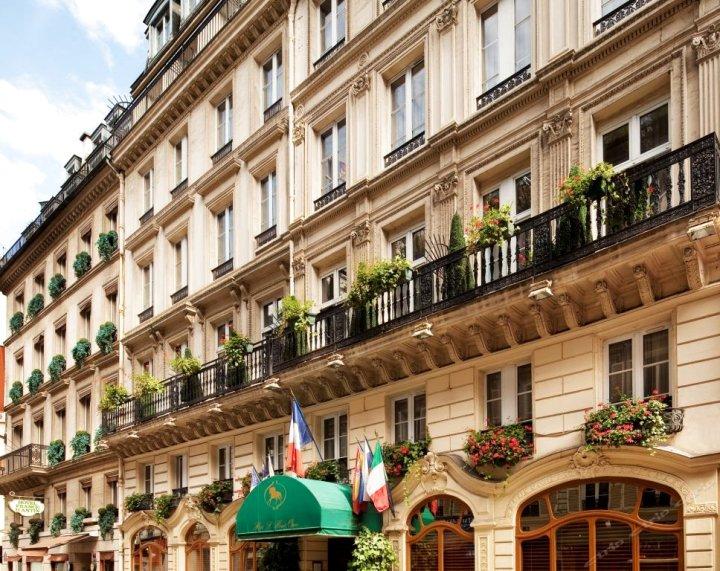 巴黎贝斯特韦斯特沃塞特歌剧酒店(Best Western Hotel Horset Opera Paris)