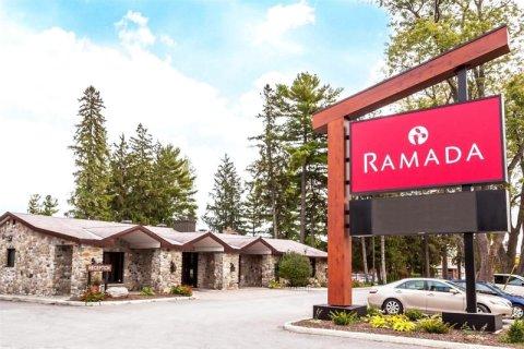 渥太华里多华美达酒店(Ramada by Wyndham Ottawa on The Rideau)