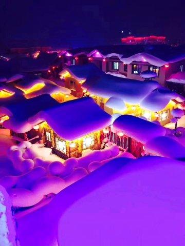 雪乡张安勇家庭旅馆