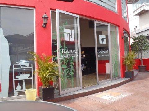 特拉胡阿科酒店(Hotel Tlahuac)