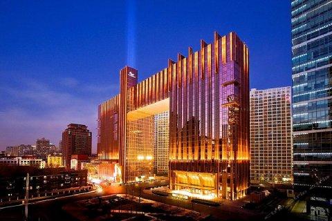 北京华彬费尔蒙酒店