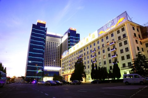 包头万號国际酒店