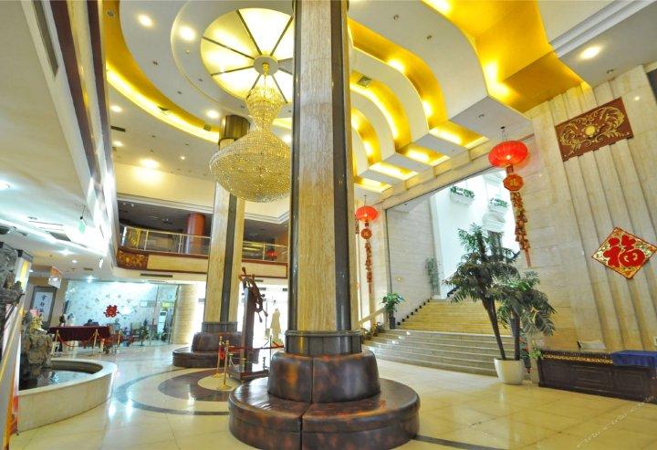 天津戴斯碧海湾酒店
