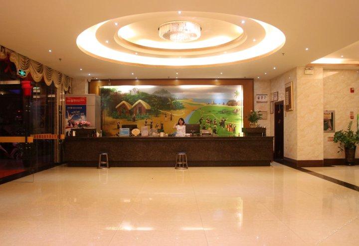 琼中金椰岛商务酒店