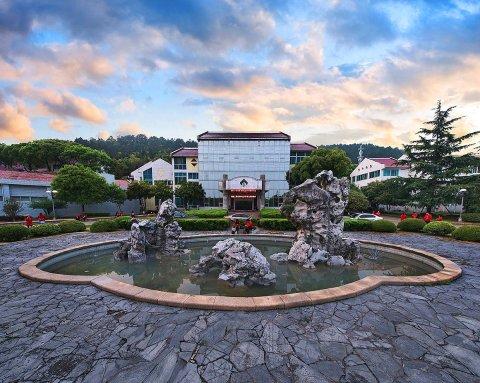 苏州银泉山庄大酒店