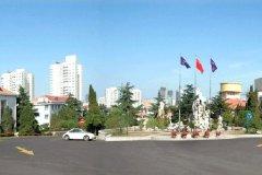 青岛海滨花园大酒店