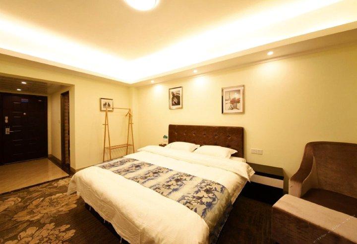 长沙漫江酒店公寓