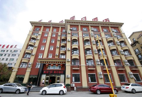 阳光100快捷酒店(吉林昌邑店)