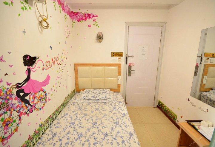 武汉龙安主题公寓(原V6时尚公寓)
