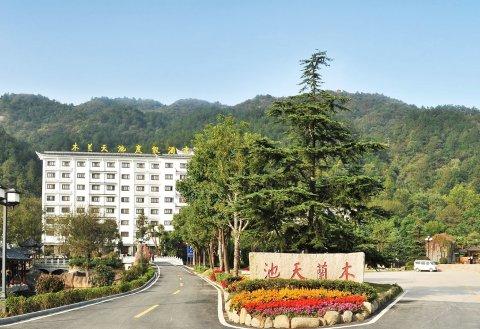 武汉木兰天池度假酒店