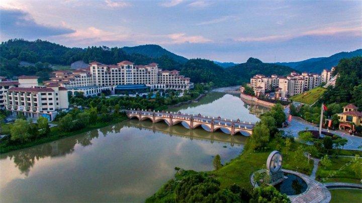 宜春明月山维景国际温泉度假酒店