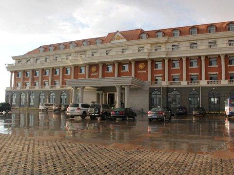 乌海汉森酒店