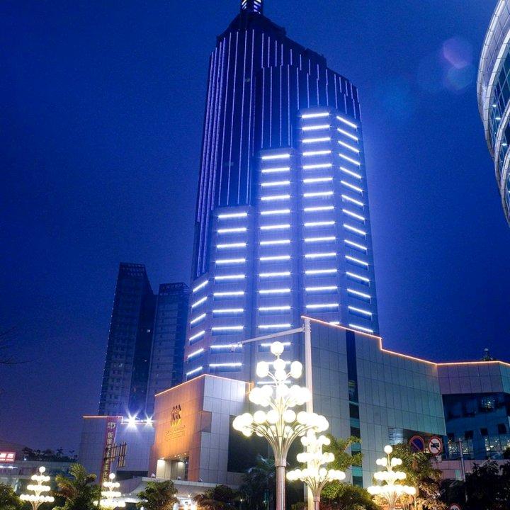 东莞银城酒店